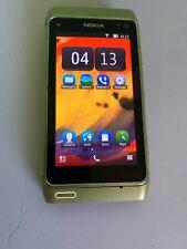 Nokia N Series N8-00 16GB Green frame  Smartphone