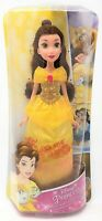 Disney Princess Belle Beauty and the Beast Royal Shimmer Sparkle Doll Toy