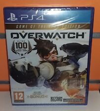 Overwatch GOTY - Game of the Year Edition PS4 NUOVO ITA