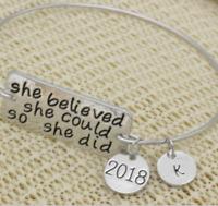 My Story Isn't Over Yet Semi-Colon Bracelet Jewellery Unisex Mens Womens Bangle