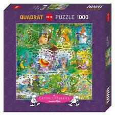 HEYE CARTOON CLASSICS PUZZLE MORDILLO: WILDLIFE 1000 PCS #29799