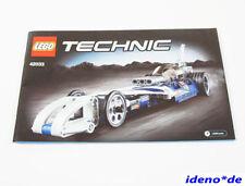 Minifiguras de LEGO Technic, carreras