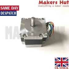 Nema23 42mm Shaft 8mm Stepper Motor 56.4x56.4x42mm 5.5Kg.cm 2.84A