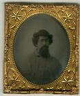 Civil War Soldier Tintype with Tax Stamp Dated March 4, 1865 for sale
