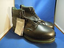 Weinbrenner Occupational Footwear Men's Steel Toe Boots No Sip Soles 9 1/2 E