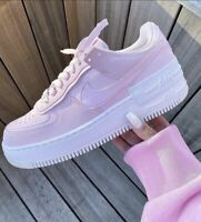 Nike Air Force 1 Shadow - Pink Foam Reflective - UK 7 / EU 41 / US 9.5