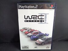 WRC II 2 Extreme  (Sony PlayStation 2, 2002) PS2 Japan Import Fifa World Rally