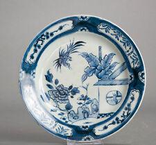 Nice Quality 18c Chine de COmmande VOC Plate Antique Chinese Porcelain Qing