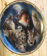 "New ListingThe Bradford Exchange, Mystic Maidens ""Eyes of the Soul"" Collectors Plate"