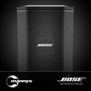 Bose S1 Pro w/ Battery Multi-Position PA System w/ Rechargeable Battery