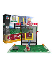 SAN FRANCISCO 49ERS OYO MINIFIGURE ENDZONE SET 106 PCS NEW FREE SHIPPING