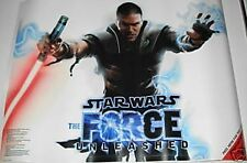 STAR WARS. FORCE UNLEASHED. Giant Wall Sticker Decal.