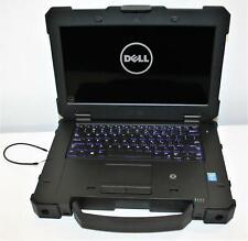 """14"""" HD Dell Latitude Extreme 7404 Rugged i5 4th 16GB 256GB WiFi BT DVD RGB Touch"""