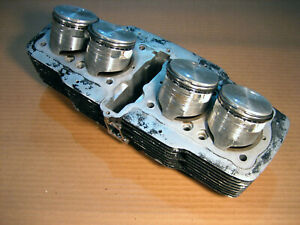 HONDA CB750 SOHC SLEEVED CYLINDER BLOCK WITH 71MM RC ENGINEERING PISTONS, 970CC