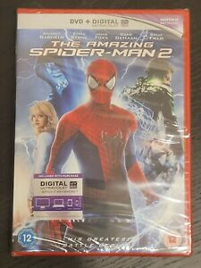 The Amazing Spider-Man 2 (DVD) **BRAND NEW & SEALED**