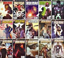 IRON MAN DIRECTOR OF S.H.I.E.L.D. #16 - #30, Annual #1 (2008) - Set of 16