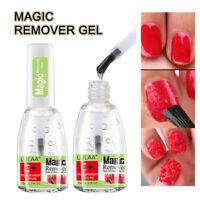 15ML Nail Polish Burst Magic Gel Nail Polish Remover Soak Off Nail Cleaner Tool