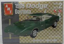 1969 69 DODGE BOYS DAYTONA CHARGER SCAT PACK MOPAR NOS SEALED AMT MODEL KIT