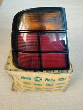 New Bmw E34 5 (1988-1995) Hella Smoke Schwarz Black Tail Light Left Euro M5