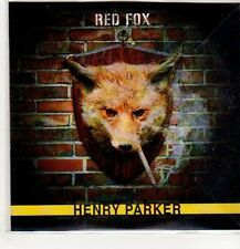 (EP476) Henry Parker, Red Fox - 2013 DJ CD