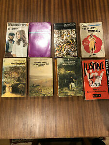Old Penguin novels & Poetry Books