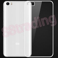 Ultra Thin Slim Clear Transparent Body Protection Gel Case for XiaoMi Mi 5