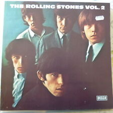 THE ROLLING STONES LP No.2 GERMANY REISSUE VG++/EX OIS