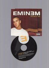☆☆ EMINEM WITHOUT ME  3 TRACK CD SINGLE  EX COND ☆☆