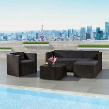 Gartenmöbel Polyrattan Lounge  Sitzgruppe Gartenset  Rattanmöbel - B-Ware