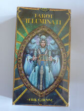 TAROCCHI ILLUMINATI + DVD EBOOK carte divinazione wicca arcani magia cartomanzia