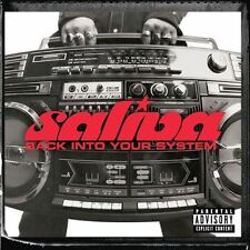 Back into Your System [PA] CD Saliva MT Hard Rock RARE