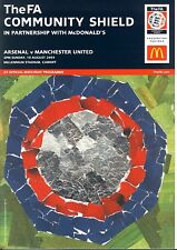 Fa Community Shield 2003: Manchester United v Arsenal