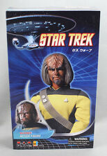 "Dragon STAR TREK Worf 12"" Action Figure Japan Version"