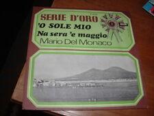 """MARIO DEL MONACO """" 'O SOLE MIO - NA SERA 'E MAGGIO """" ITALY'64"""