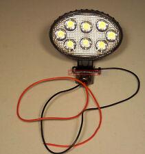 Led Flood Light Lamp Tractor Combine Industrial Backhoe For Deere Cat Massey Ih