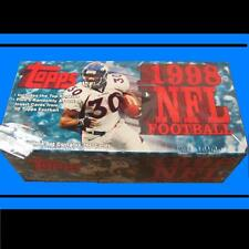 1998 TOPPS FOOTBALL FACTORY SEALED SET 360 CARDS PEYTON MANNING ROOKIE ? MINT?