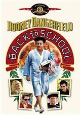 Back to School With Rodney Dangerfield DVD Region 1 027616896919