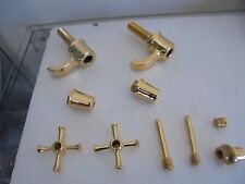 ANTIQUE TAP ASSEMBLEY ***24 CRT GOLD PLATED***