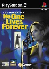 No One Lives Forever (ita) PS2 - totalmente in italiano
