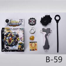 Beyblade Burst Xeno Xcalibur Xcalius Excalibur Starter Pack w/Launcher+Grip B-59