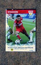 Stadion Aktuell, VFB STUTTGART: BORUSSIA DORTMUND,08/09