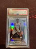 2012 Panini Prizm Kemba Walker #225 Silver Rookie RC Celtics Boston PSA 9 Mint