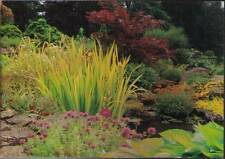 (wrx) Postcard: Wisley, Surrey, Royal Horticultural Society's Garden