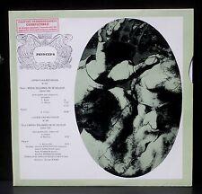 Beethoven Missa solemnis Günter Wand 1965 CFD Princeps stéréo 2 LP & CV EX.