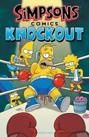 Simpsons Comics Knockout (Simpsons Comic Compilations)-ExLibrary