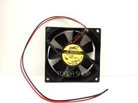 Not used old stock ADDA AD0812MB-A70GL fan 80*80*25mm 2Pin 12V 0.15A