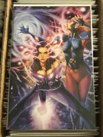 UNCANNY X-MEN #1 PSYLOCKE JEAN GREY PHOENIX ANACLETO VIRGIN VARIANT COVER 2018
