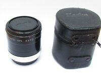 Kenko CF1 Auto Teleplus 3X Teleconverter for Canon FD with Case