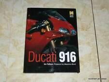Ducati 916 (Haynes Great Bikes) by Ian Falloon hardcover book