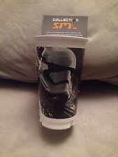 STAR WARS VII The Force Awakens 2016 Promotional Glass Subway 1/6 Stormtropper